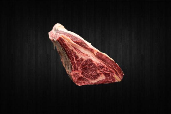 chuleta de vaca de 950 gramos