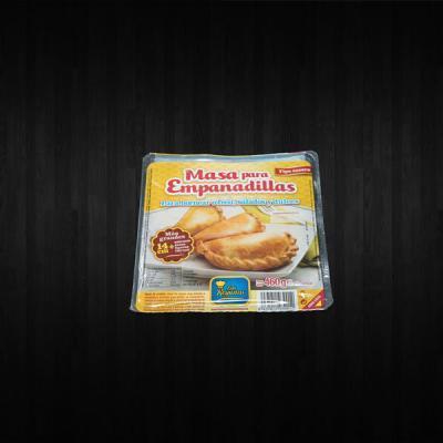 tapa de empanada mediana