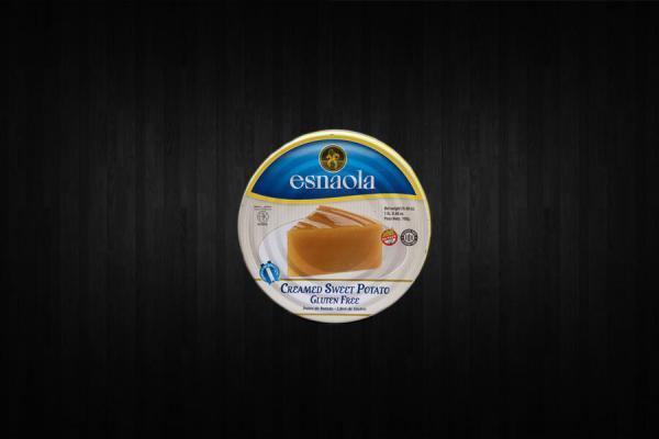 Dulce de batata sin gluten